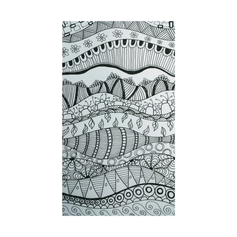 Zintangle Phonecase by paperinkjoy