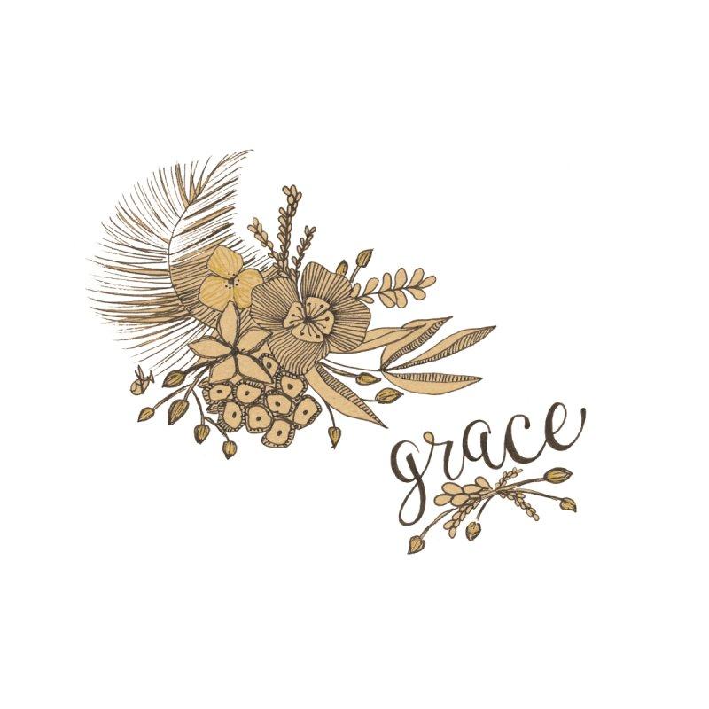 Grace T-shirt Design by paperinkjoy
