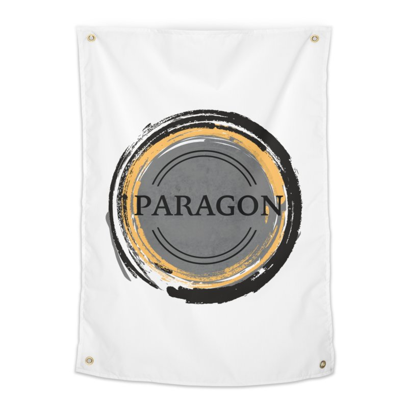 Paragon LARP - Logo Home Tapestry by Paragon LARP Merch