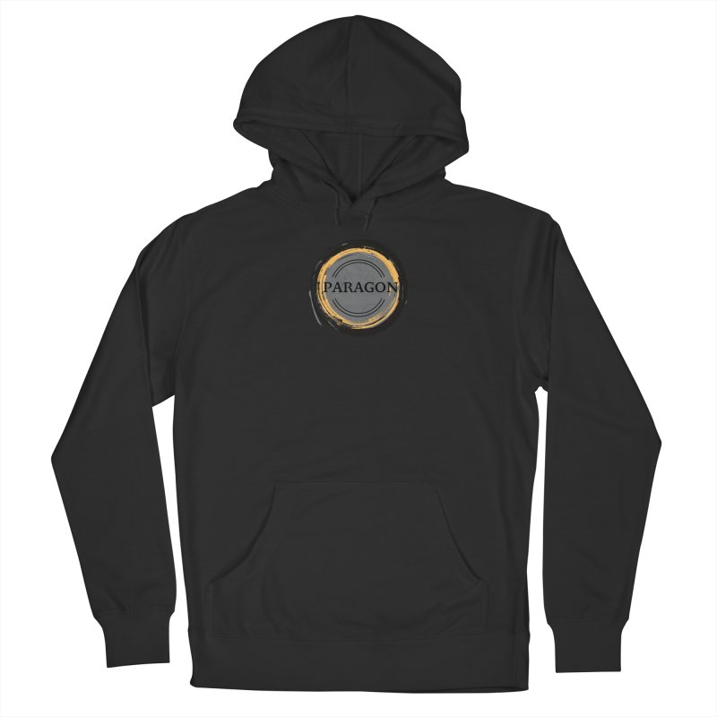 Paragon LARP - Logo Women's French Terry Pullover Hoody by Paragon LARP Merch