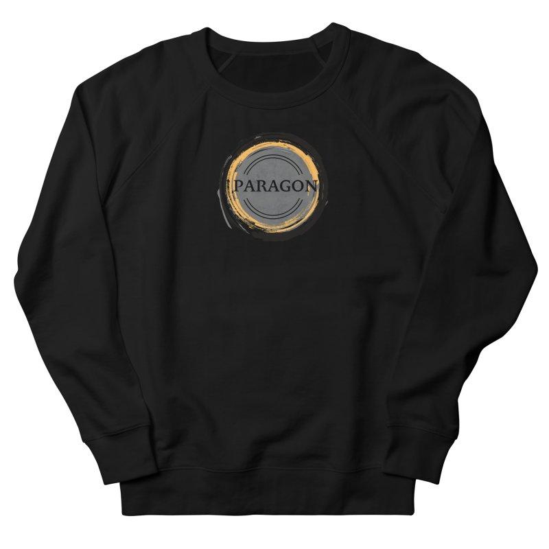 Paragon LARP - Logo Women's French Terry Sweatshirt by Paragon LARP Merch