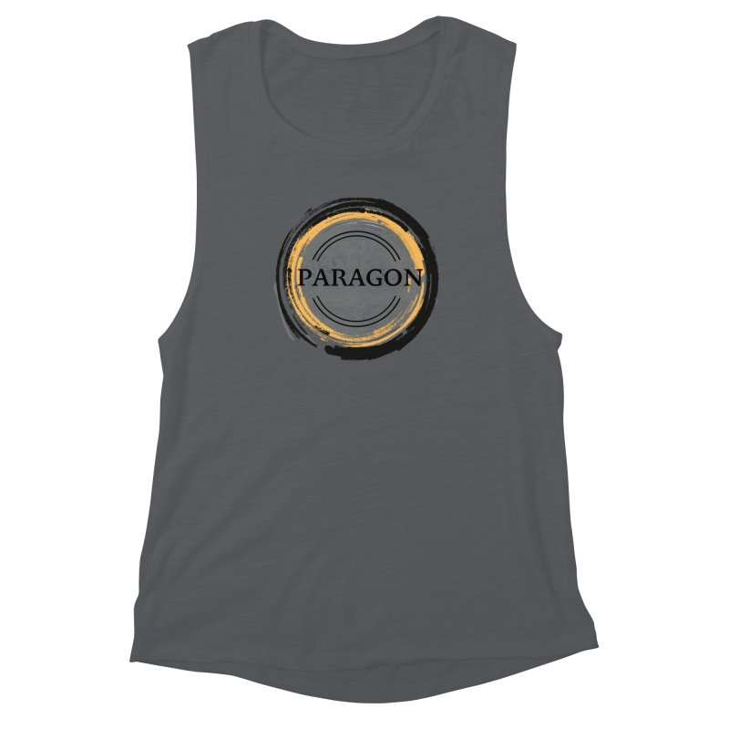 Paragon LARP - Logo Women's Muscle Tank by Paragon LARP Merch