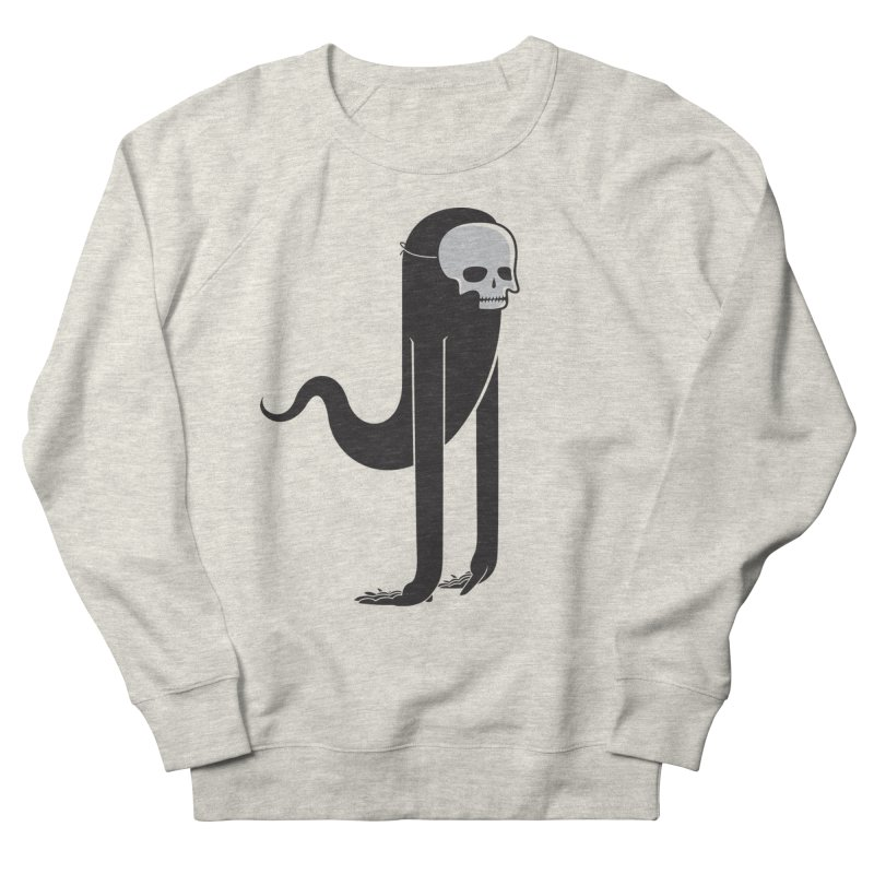 Ghost Men's Sweatshirt by parallelish's Artist Shop