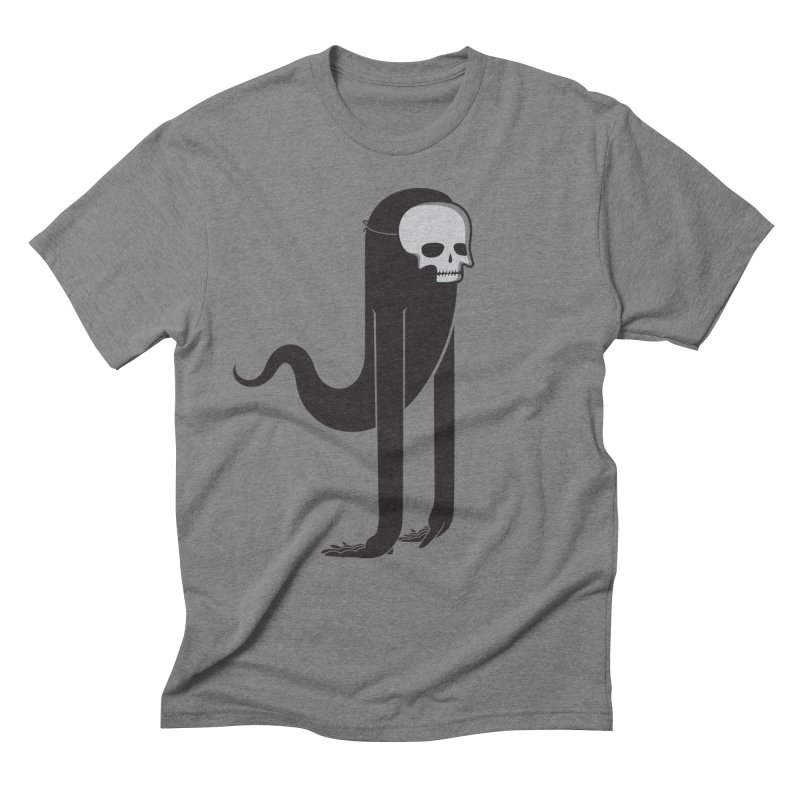 Ghost Men's Triblend T-Shirt by parallelish's Artist Shop