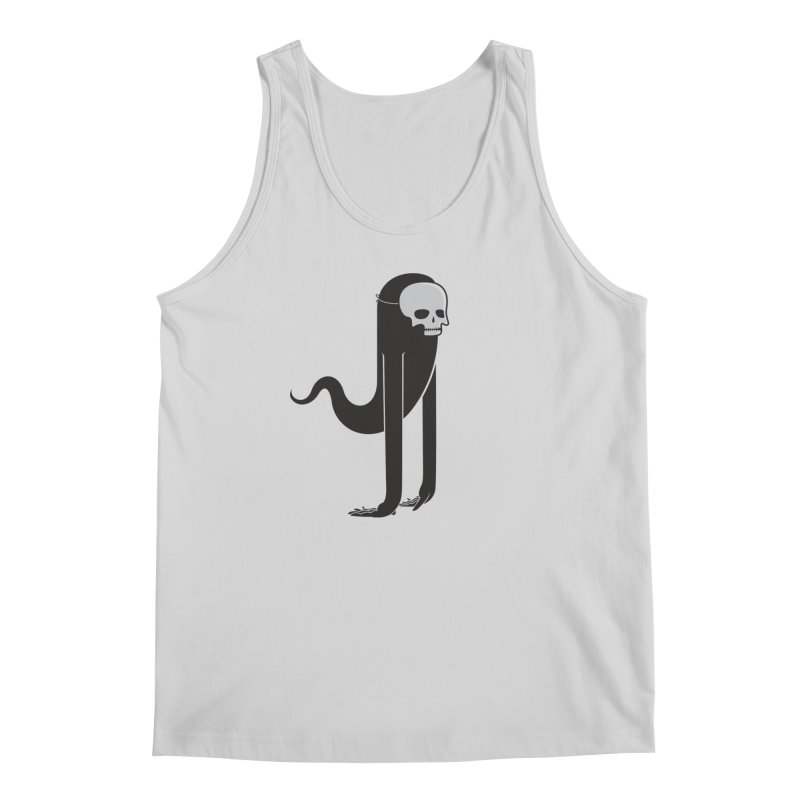 Ghost Men's Tank by parallelish's Artist Shop