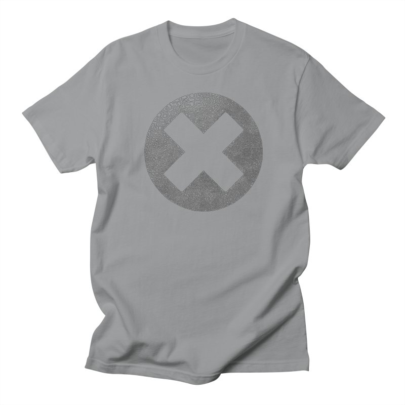 X Men's Regular T-Shirt by parallelish's Artist Shop