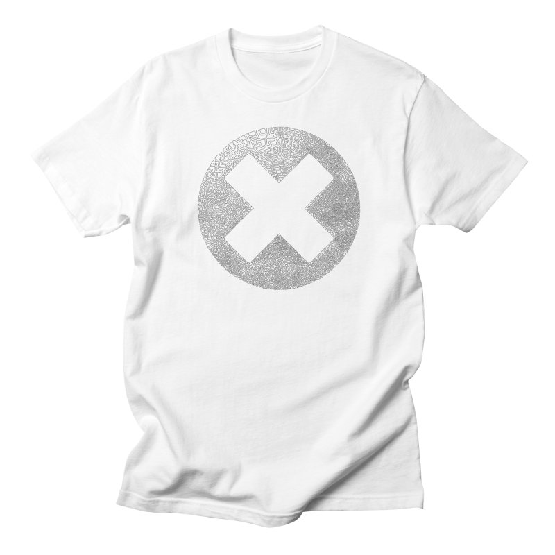 X   by parallelish's Artist Shop