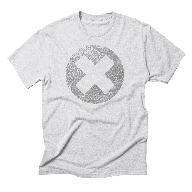 X Men's Triblend T-Shirt by parallelish's Artist Shop