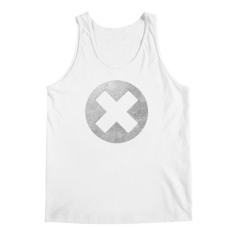 X Men's Tank by parallelish's Artist Shop