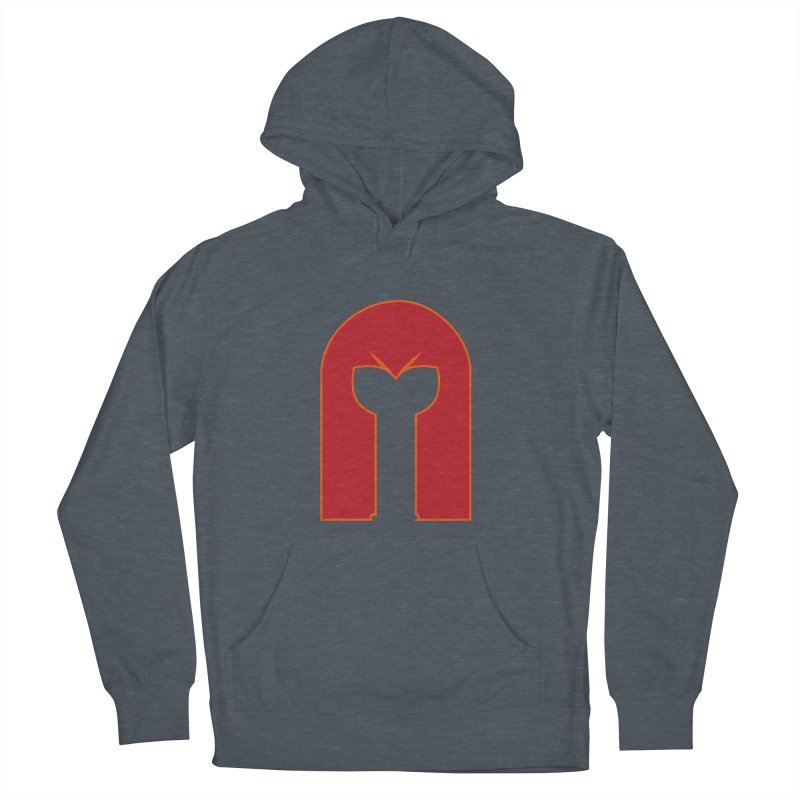 Magnet Draw Women's Pullover Hoody by Parkaboy Designs