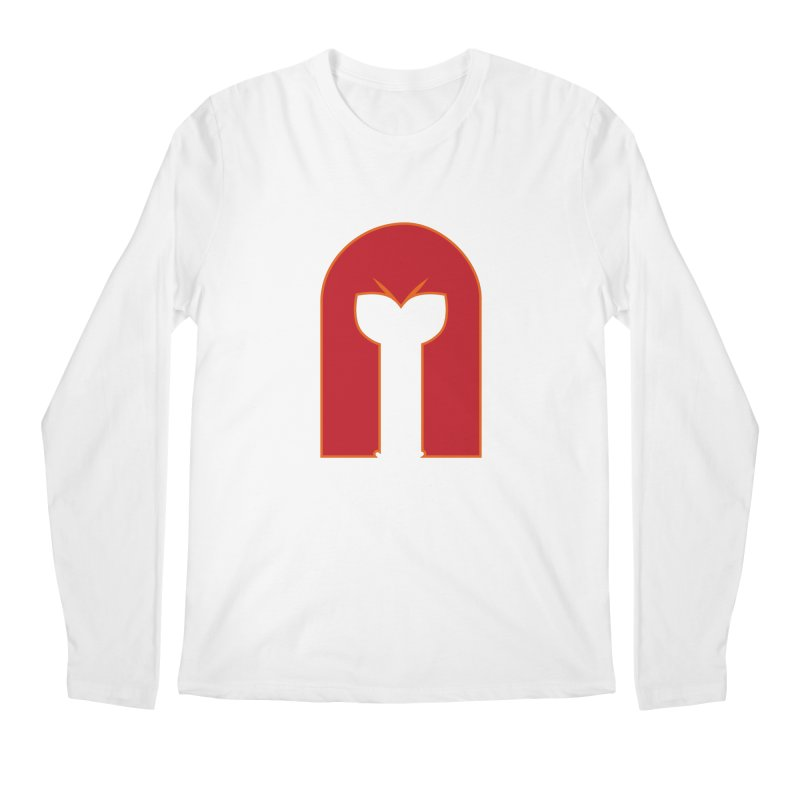 Magnet Draw Men's Longsleeve T-Shirt by Parkaboy Designs