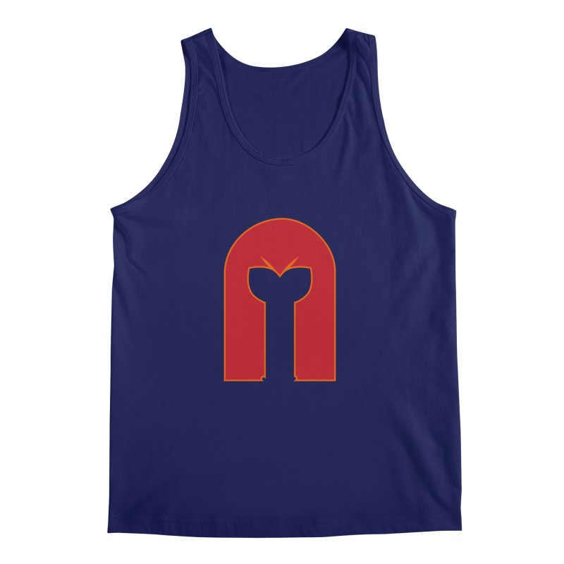 Magnet Draw Men's Tank by Parkaboy Designs
