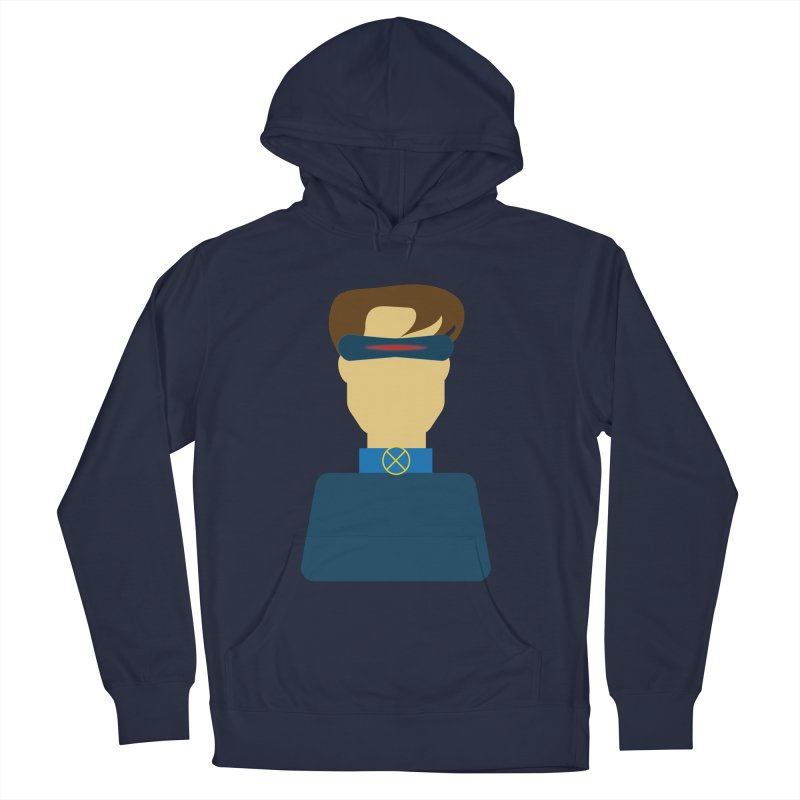 One-eyed hero Men's Pullover Hoody by Parkaboy Designs