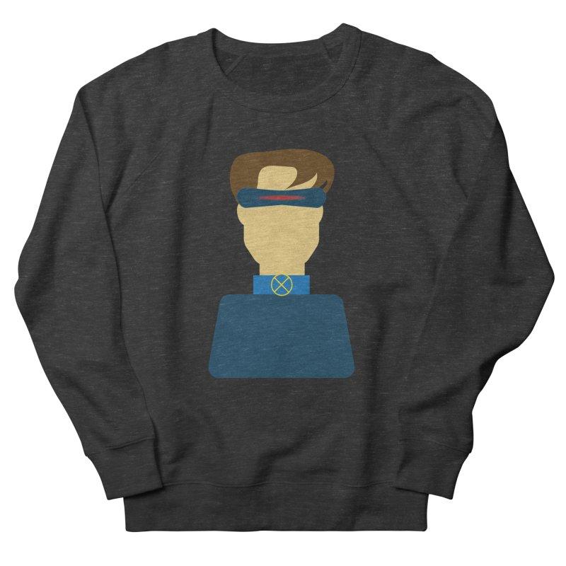 One-eyed hero Men's Sweatshirt by Parkaboy Designs