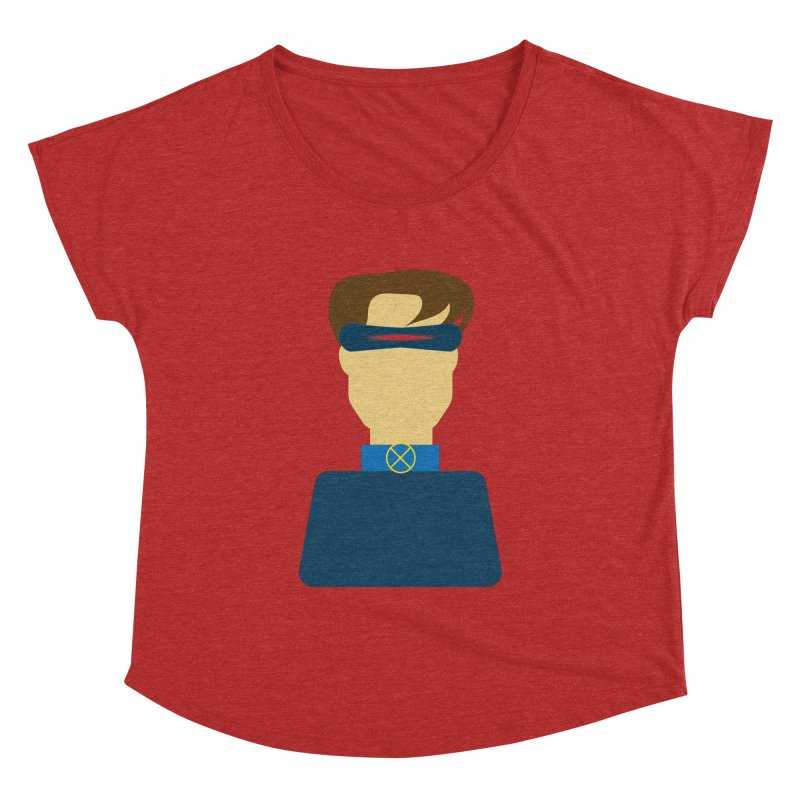 One-eyed hero Women's Dolman by Parkaboy Designs