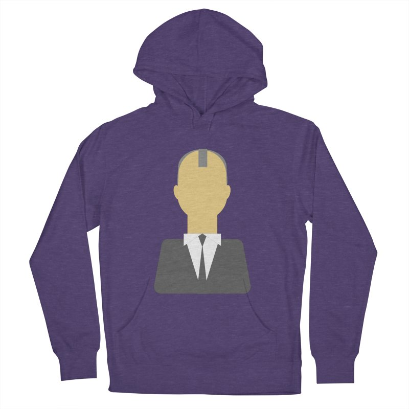 Breaking X Bald Women's Pullover Hoody by Parkaboy Designs
