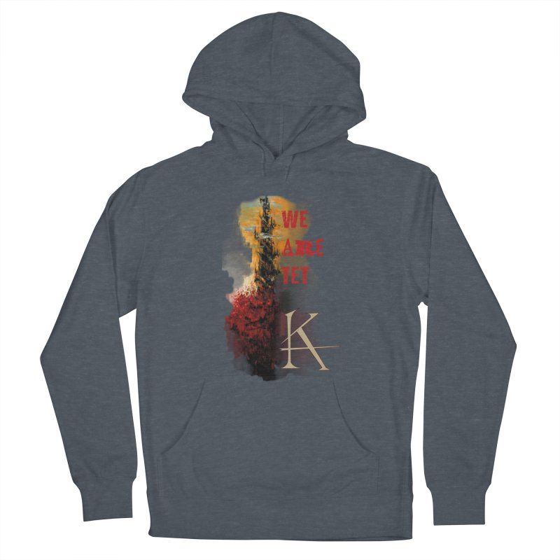 We are Tet Women's Pullover Hoody by Parkaboy Designs