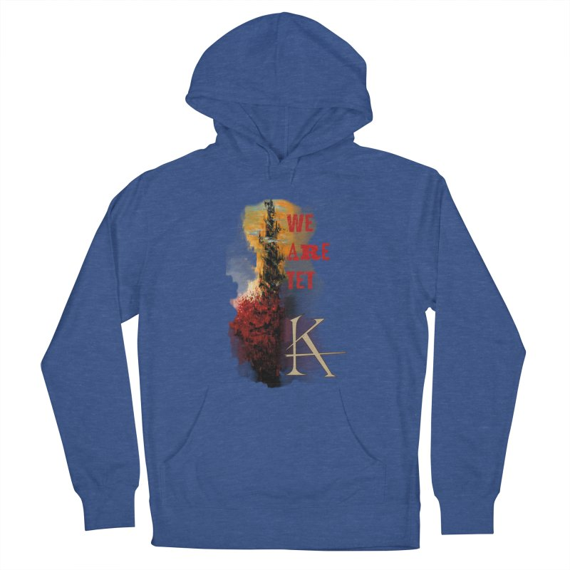 We are Tet Men's Pullover Hoody by Parkaboy Designs