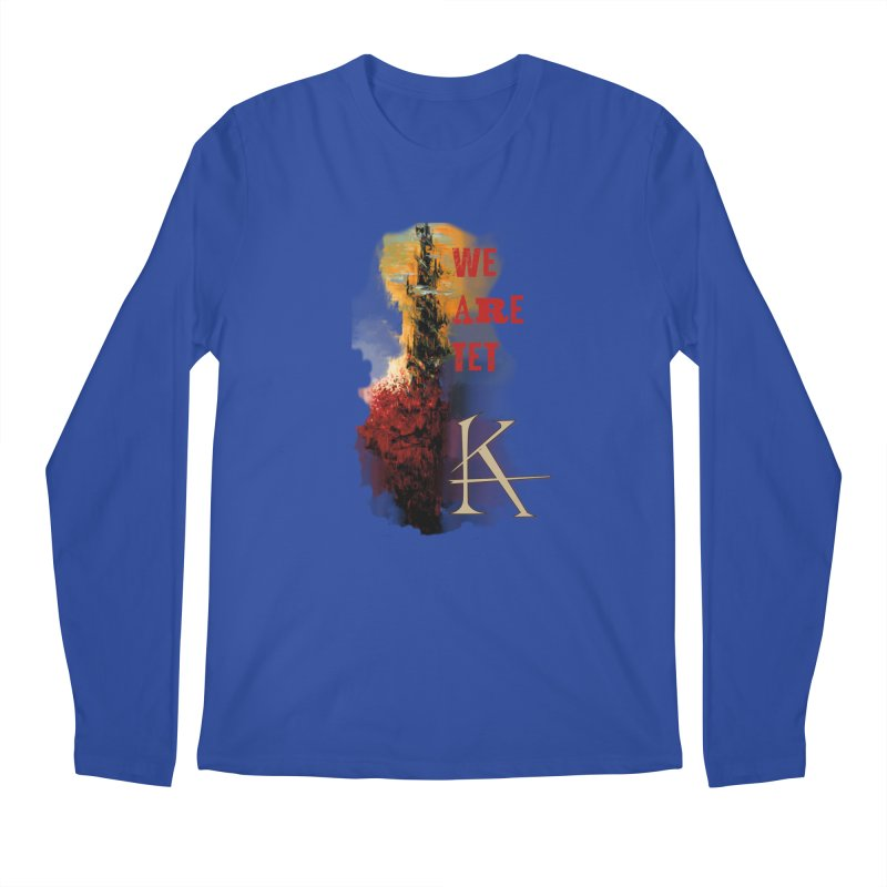 We are Tet Men's Longsleeve T-Shirt by Parkaboy Designs
