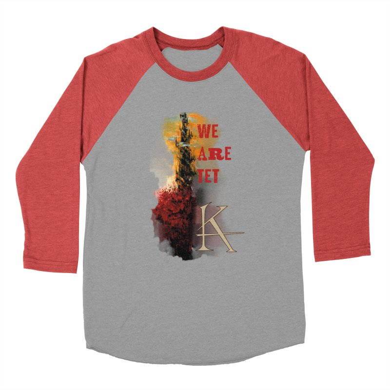 We are Tet Men's Baseball Triblend T-Shirt by Parkaboy Designs