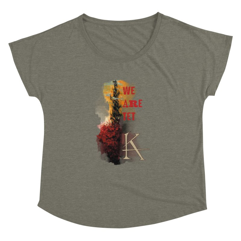 We are Tet Women's Dolman by Parkaboy Designs