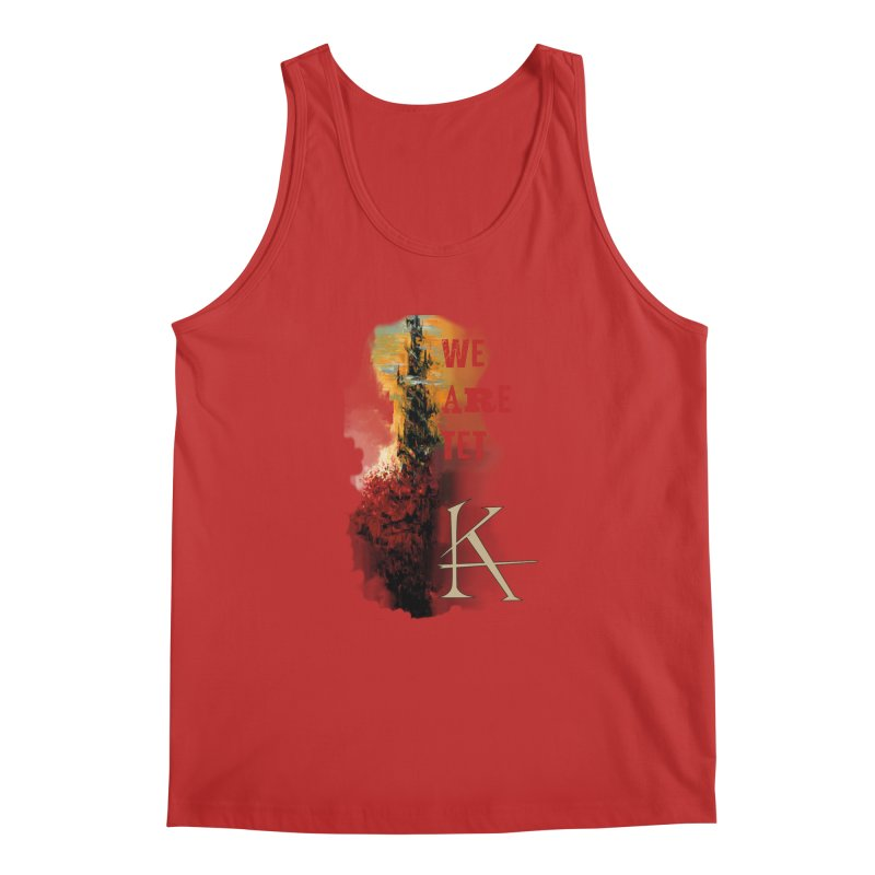 We are Tet Men's Tank by Parkaboy Designs