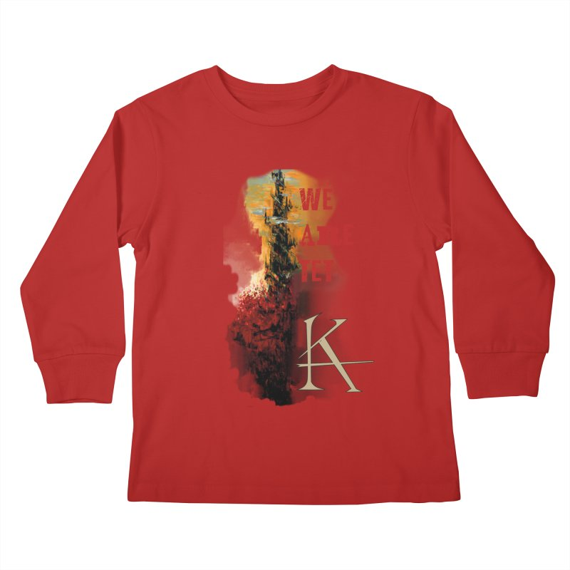 We are Tet Kids Longsleeve T-Shirt by Parkaboy Designs