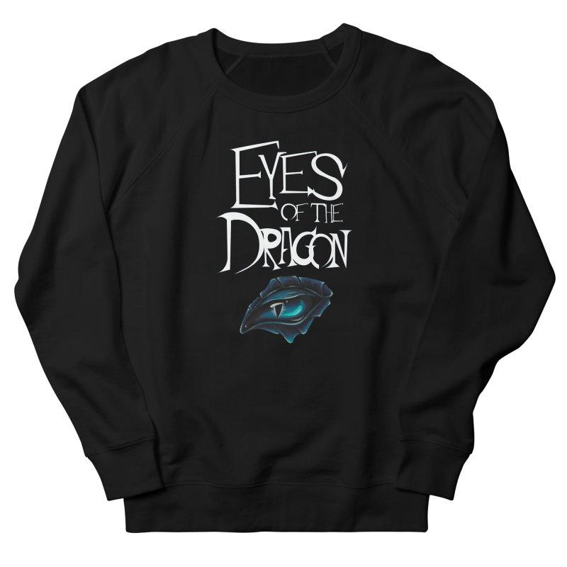 Dragon Eyes Men's Sweatshirt by Parkaboy Designs
