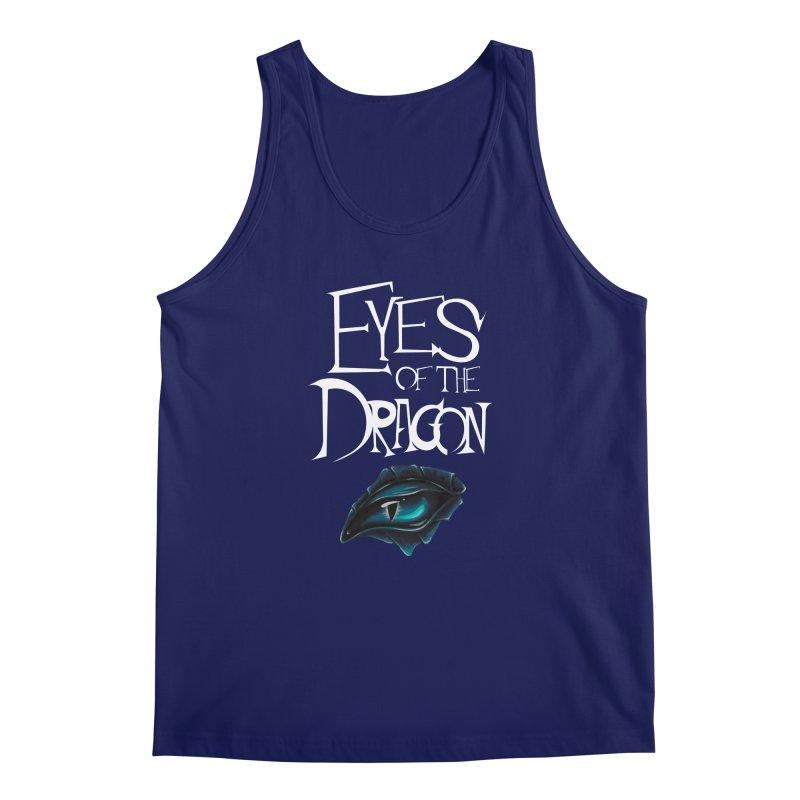 Dragon Eyes Men's Tank by Parkaboy Designs