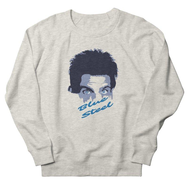 Blue Steel Sight Women's Sweatshirt by Parkaboy Designs