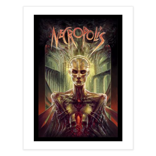 Design for Necropolis
