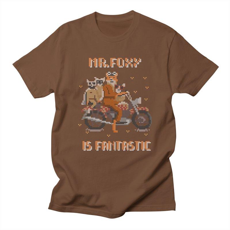 Mr Foxie is Fantastic! Women's Regular Unisex T-Shirt by The Cool Orange