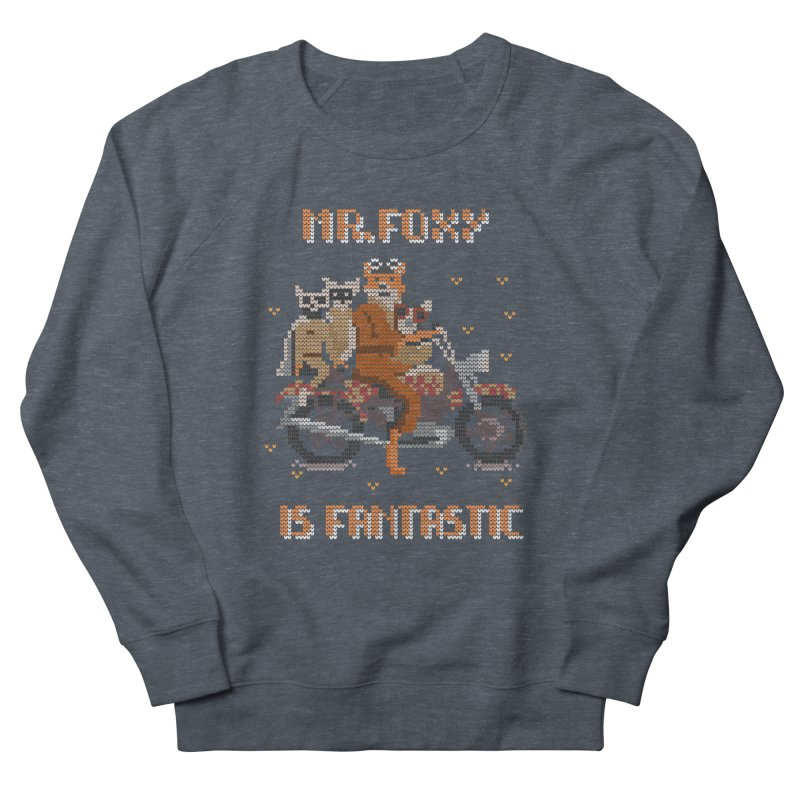 Mr Foxie is Fantastic! Men's Sweatshirt by The Cool Orange