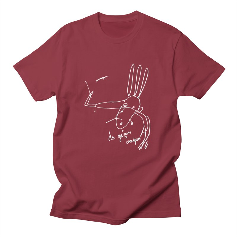 Des garçons comiques Men's Regular T-Shirt by particulescreatives's Artist Shop