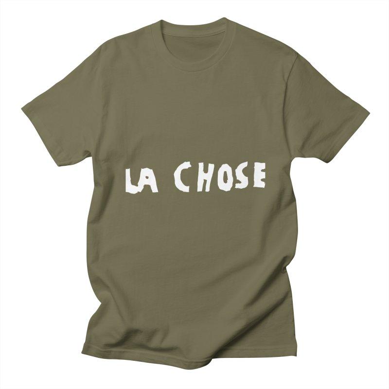 The thing Men's Regular T-Shirt by particulescreatives's Artist Shop