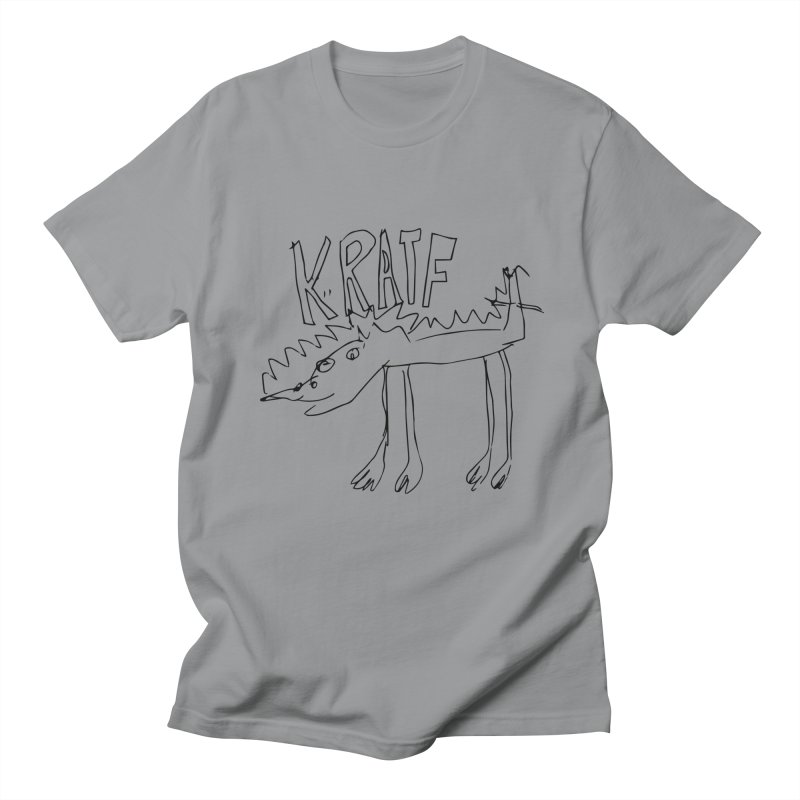 Kratf Men's Regular T-Shirt by particulescreatives's Artist Shop