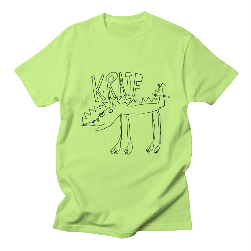 Kratf Men's Regular T-Shirt by particulescreatives's Artist Shop