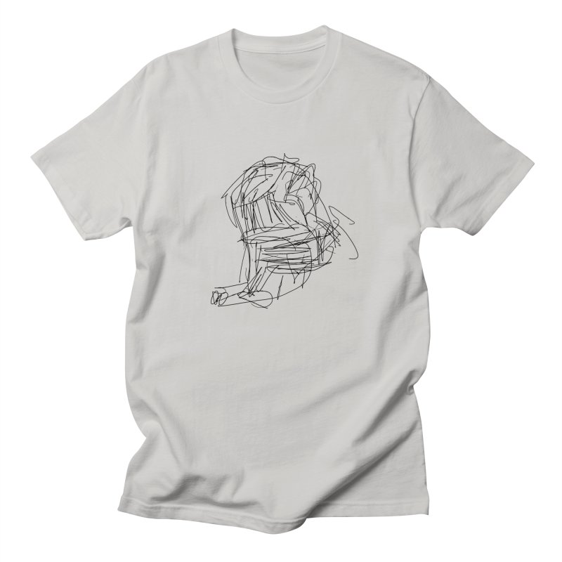 Fin de mois Men's Regular T-Shirt by particulescreatives's Artist Shop