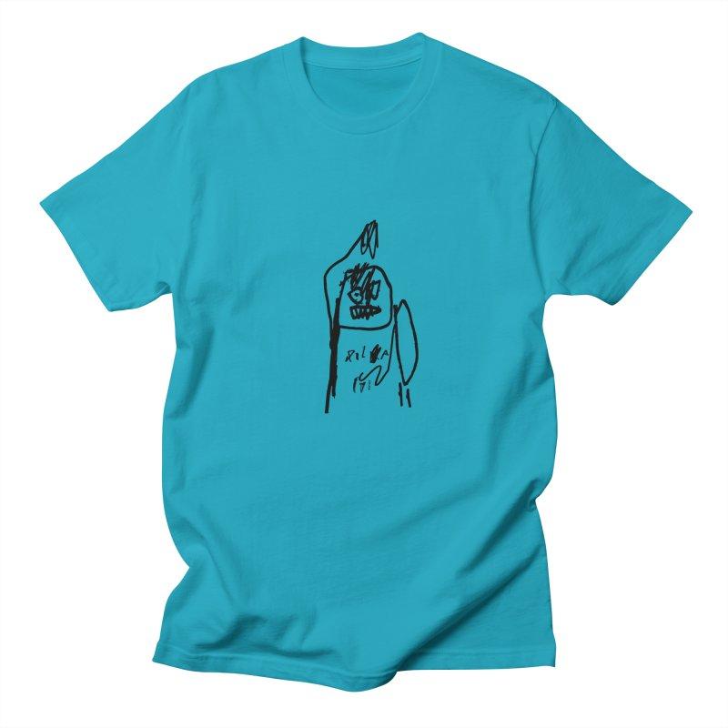 Polka Men's Regular T-Shirt by particulescreatives's Artist Shop