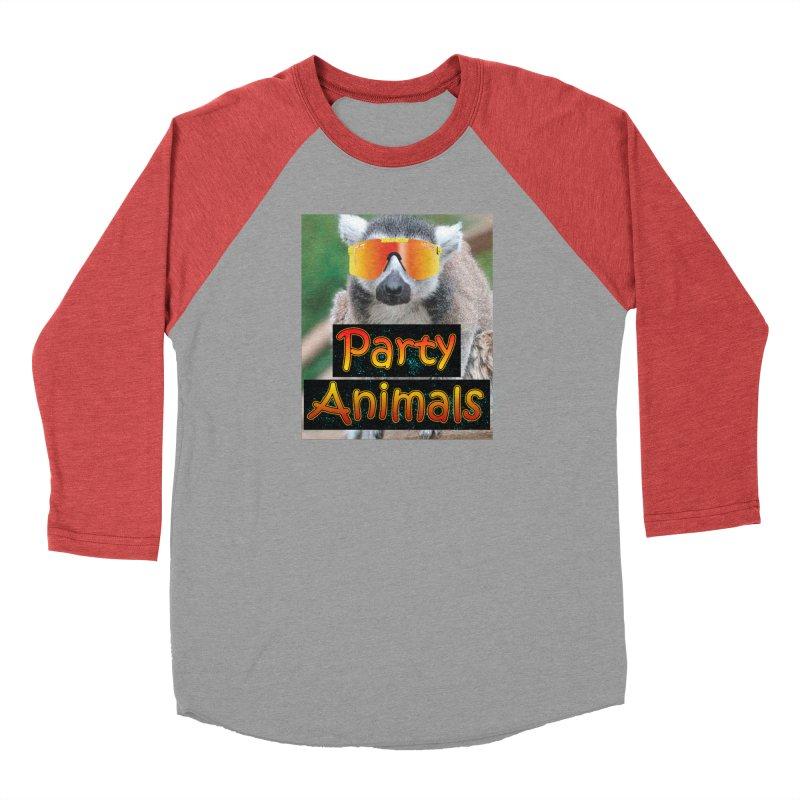 Party Animals Men's Longsleeve T-Shirt by partyanimalstv's Artist Shop