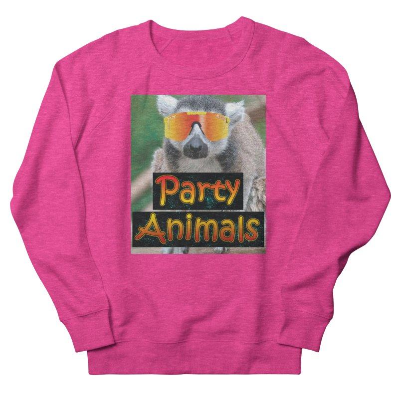 Party Animals Men's Sweatshirt by partyanimalstv's Artist Shop