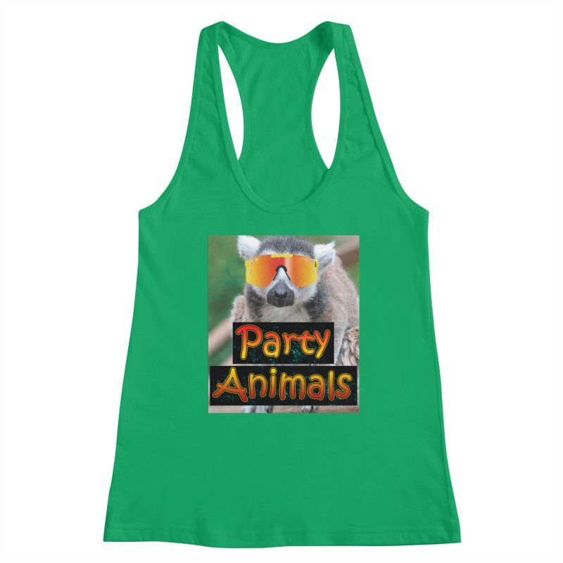 Party Animals Women's Tank by partyanimalstv's Artist Shop