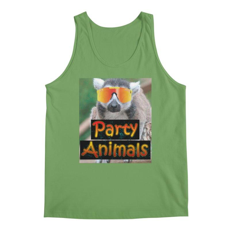 Party Animals Men's Tank by partyanimalstv's Artist Shop