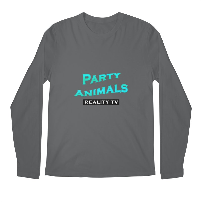 Party Animals 2 Men's Longsleeve T-Shirt by partyanimalstv's Artist Shop
