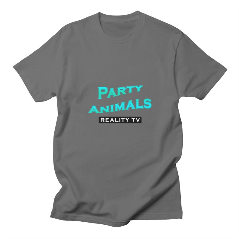 Party Animals 2 Men's T-Shirt by partyanimalstv's Artist Shop