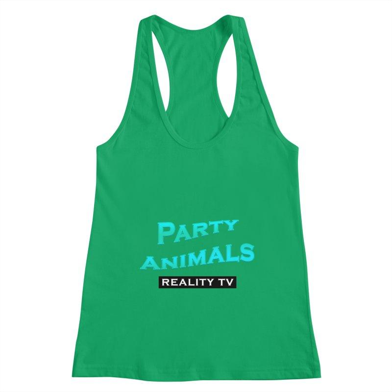 Party Animals 2 Women's Tank by partyanimalstv's Artist Shop