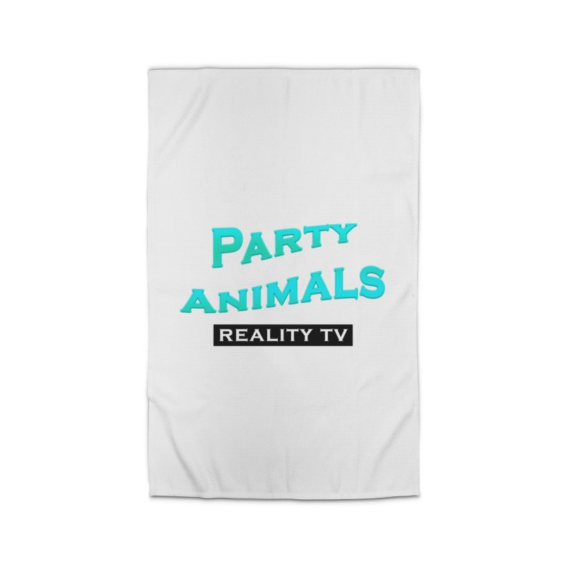 Party Animals 2 Home Rug by partyanimalstv's Artist Shop