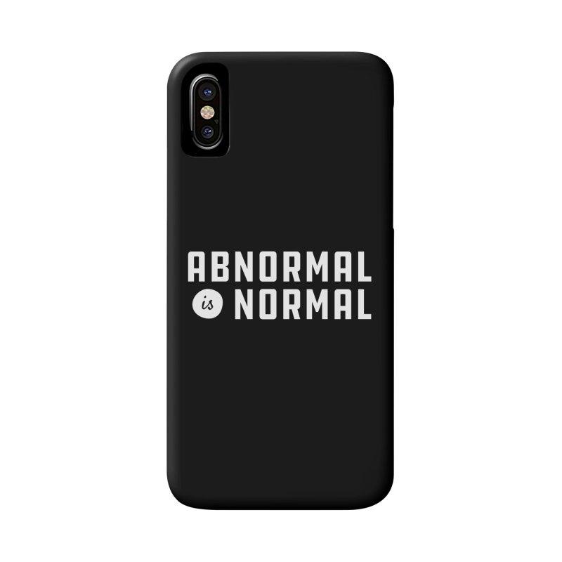 Abnormal is Normal Accessories Phone Case by A Wonderful Shop of Wonderful Wonders