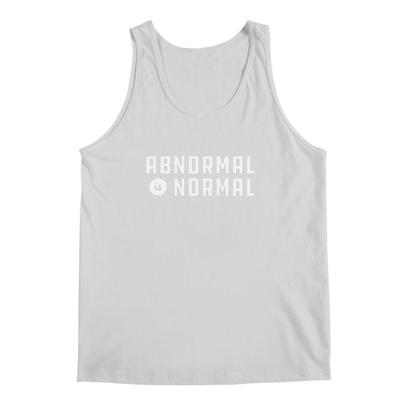 Abnormal is Normal Men's Regular Tank by A Wonderful Shop of Wonderful Wonders