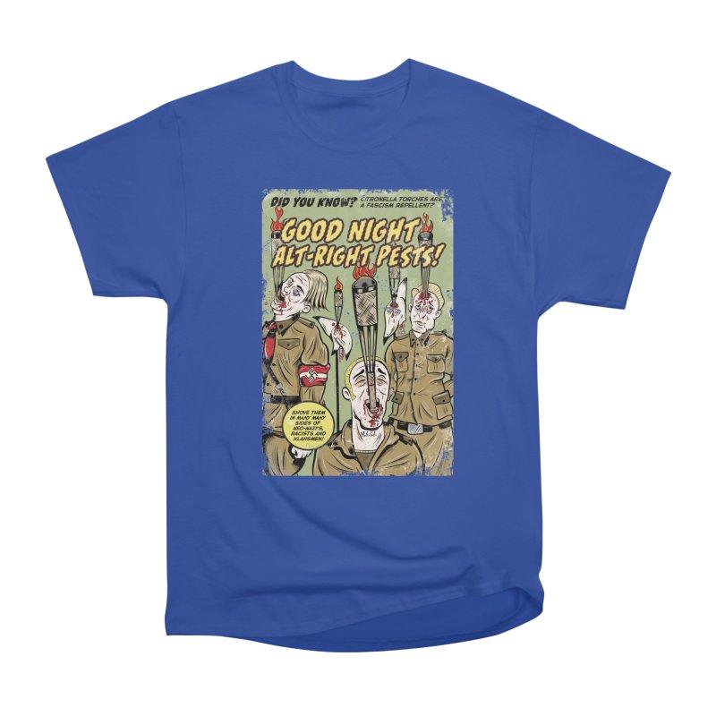 Citronella: Fascism Repellent Men's Classic T-Shirt by Pat Higgins Illustration